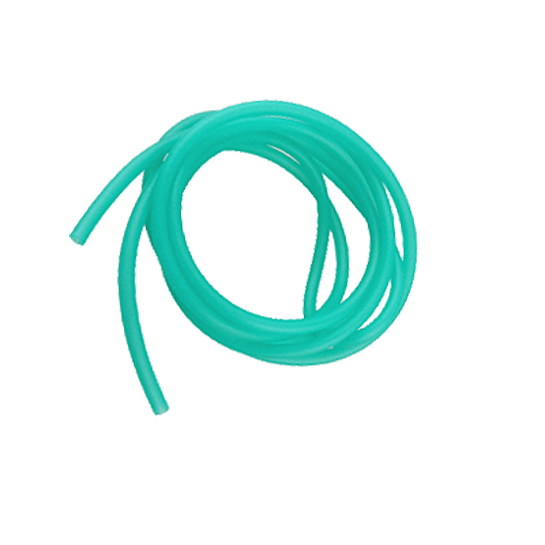 2 Pcs 2.0M Green Flexible Air Pump Bubble Oxygen Pipe Tube for Fish Tank