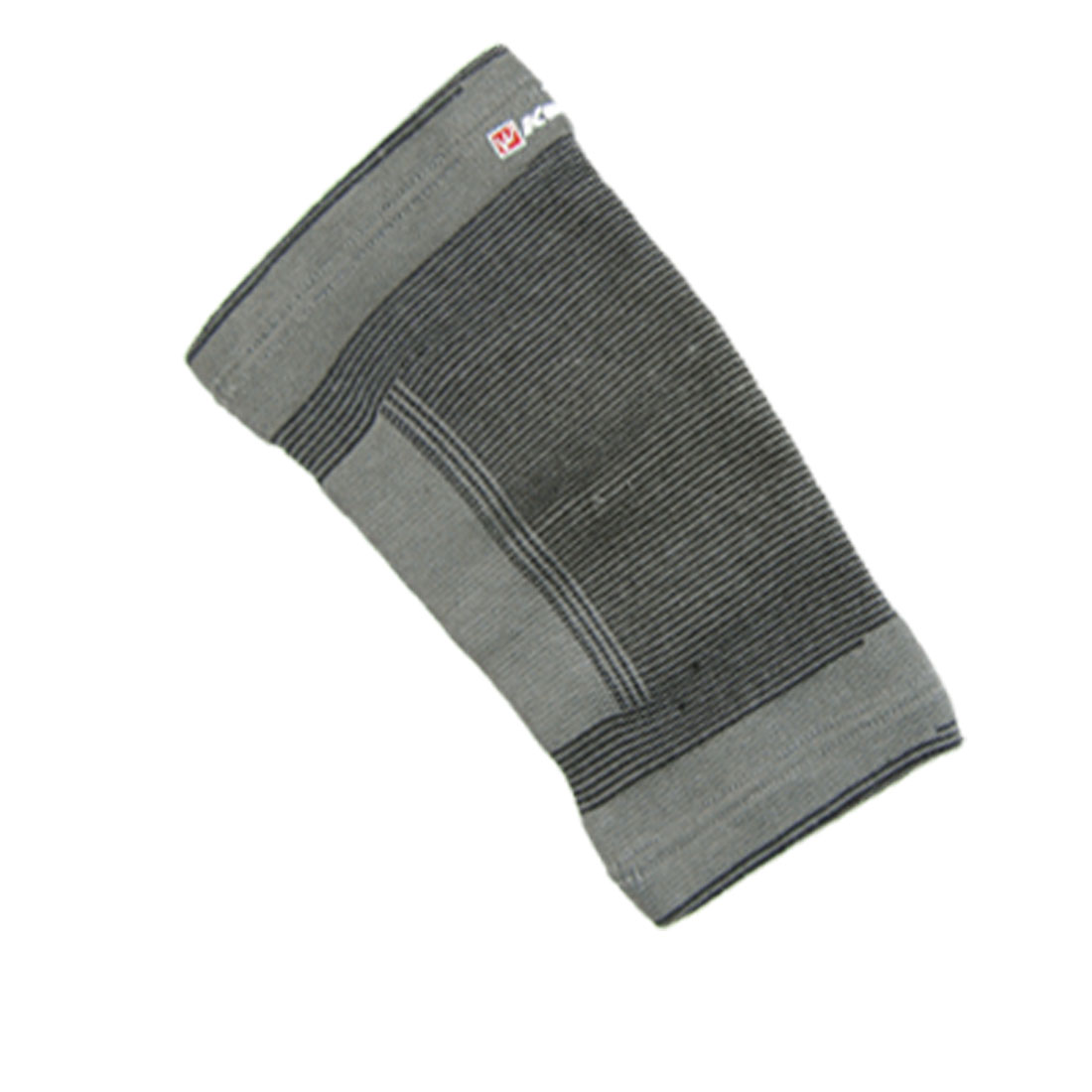 Black Gray Pinstripes Sports Elastic Knee Sleeve Support