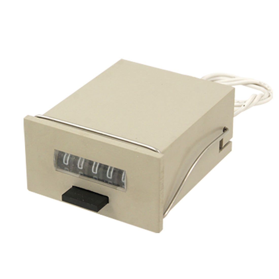 AC 220V E-15U Roller Register Electromagnetic Counter