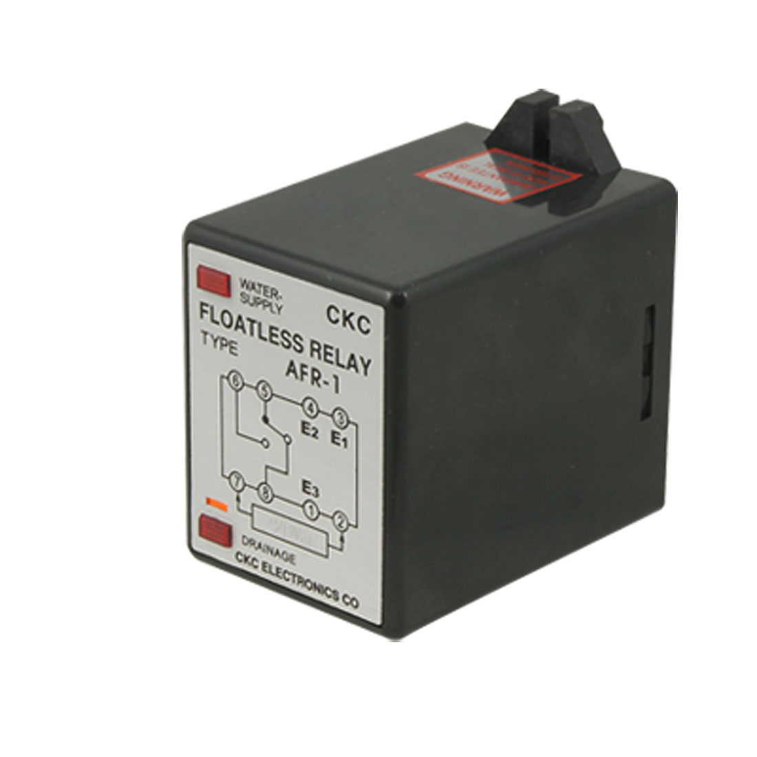 Electromatic Water Liquid Level Floatless Relay AFR-1 AC 220V Float Controller