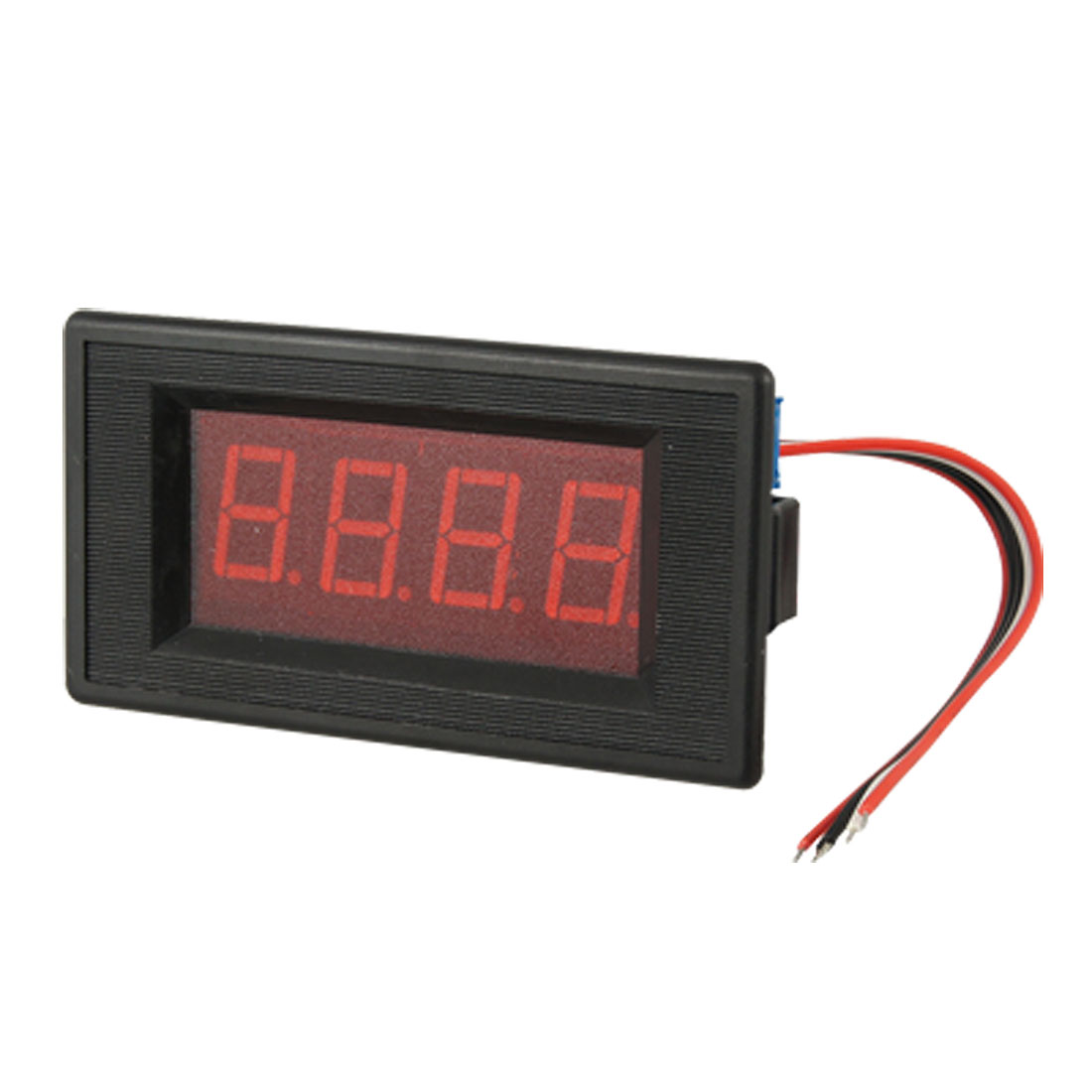 DC 200V 3 1/2 Digits Red LED Display Voltage Meter