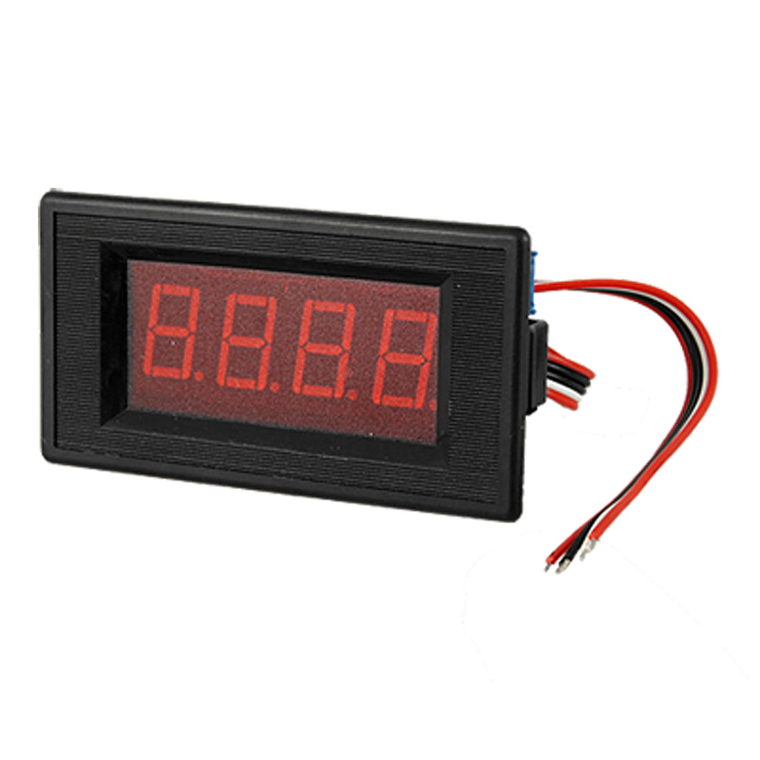 DC 200A 75MV Red 3 1/2 LED Display Ampmeter Panel