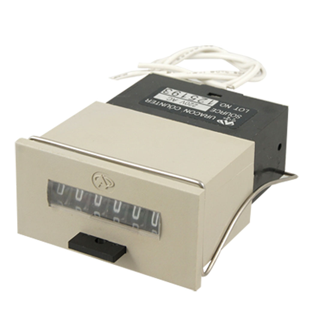 AC 220V 6 Digit Roller Register Electromagnetic Counter