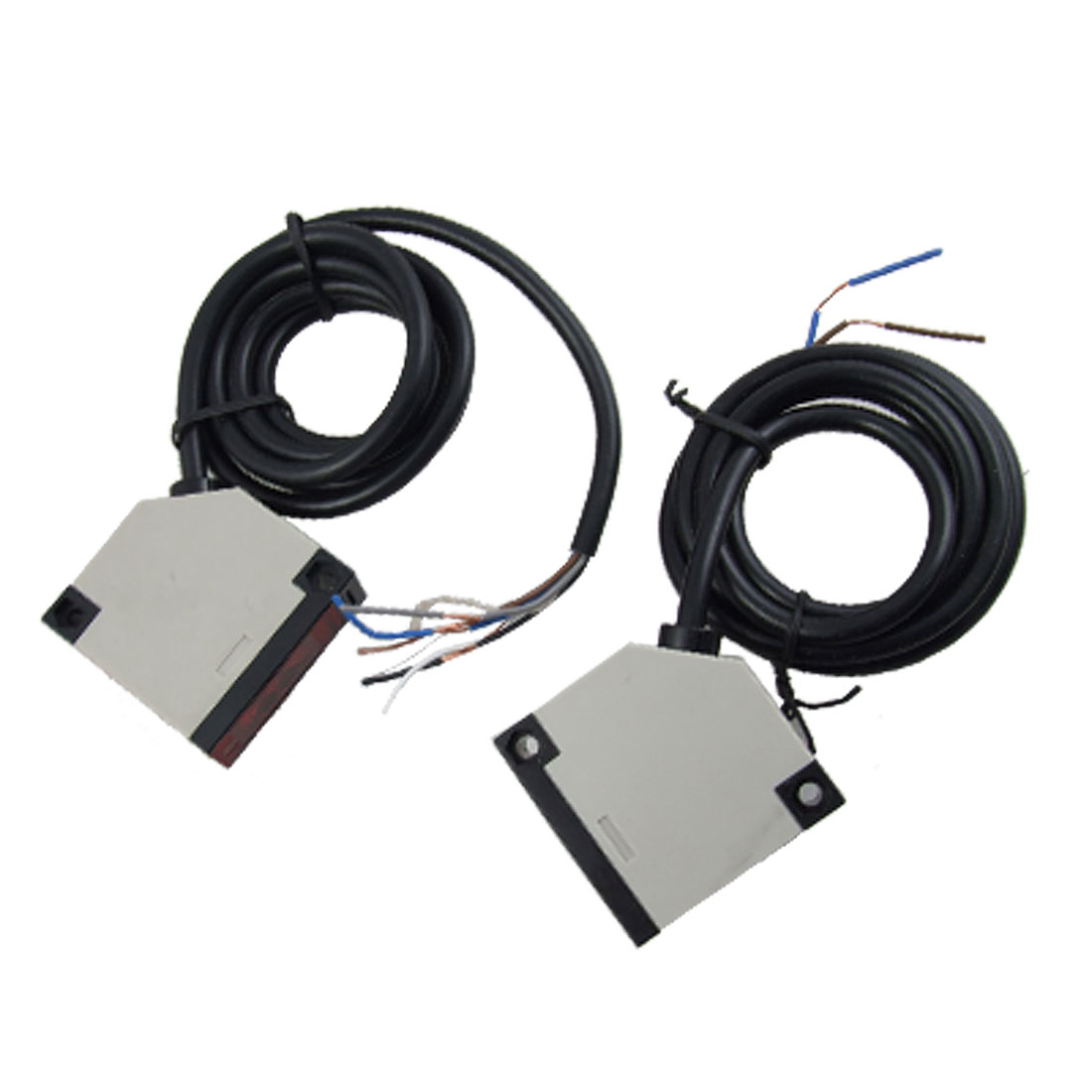 Pair E3JK-5DM2 DC 12-24V Bijection Photoelectric Switch Sensor
