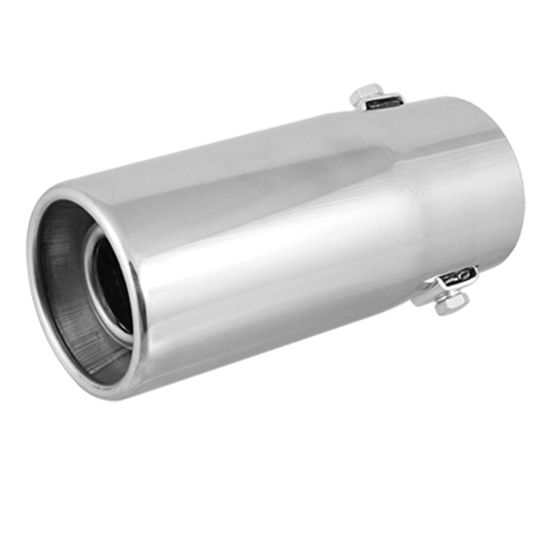 Stainless Steel Muffler Exhaust Extension Tail Gas Pipe for Vehicle