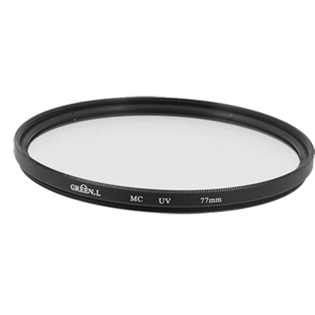 DV Camcorder Digital Camera Multi Coated UV Filter w Case