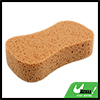 Auto Car Easy Grip Wash Sponge Pad Absorbent Clean Vehicle Window Cleaner Tool