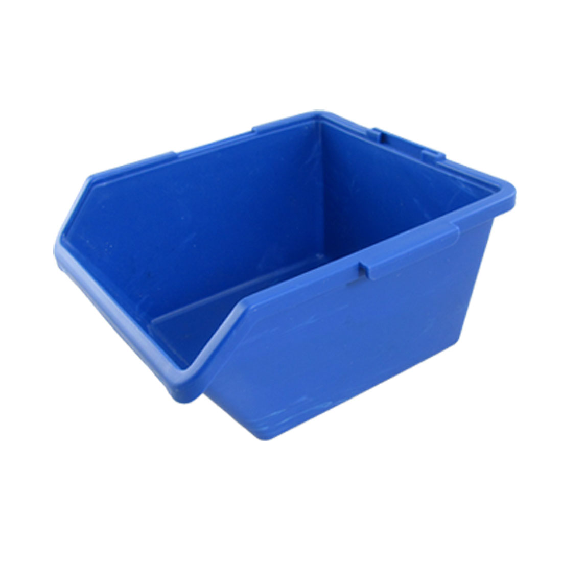 Blue Plastic Electronic Component Storage Container Kit