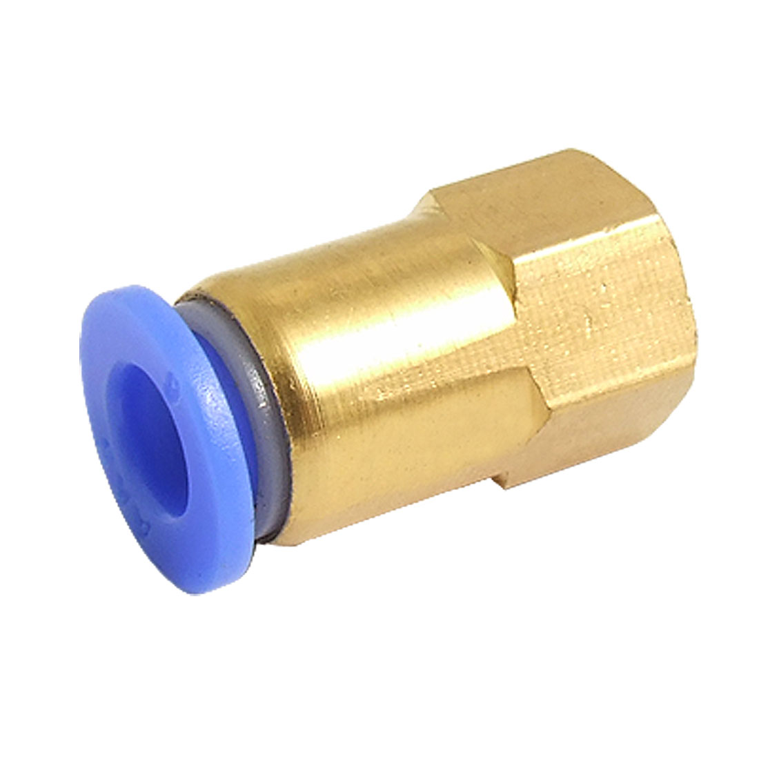 "Pneumatic 1/4"" Push in 3/8"" Female Screw Connector Fitting"