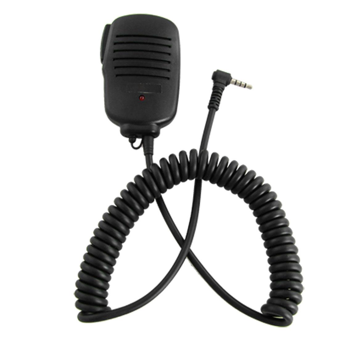 3.5mm Connector Handheld Speaker Mic for Vertex VX-10 VDF-20 FT-10