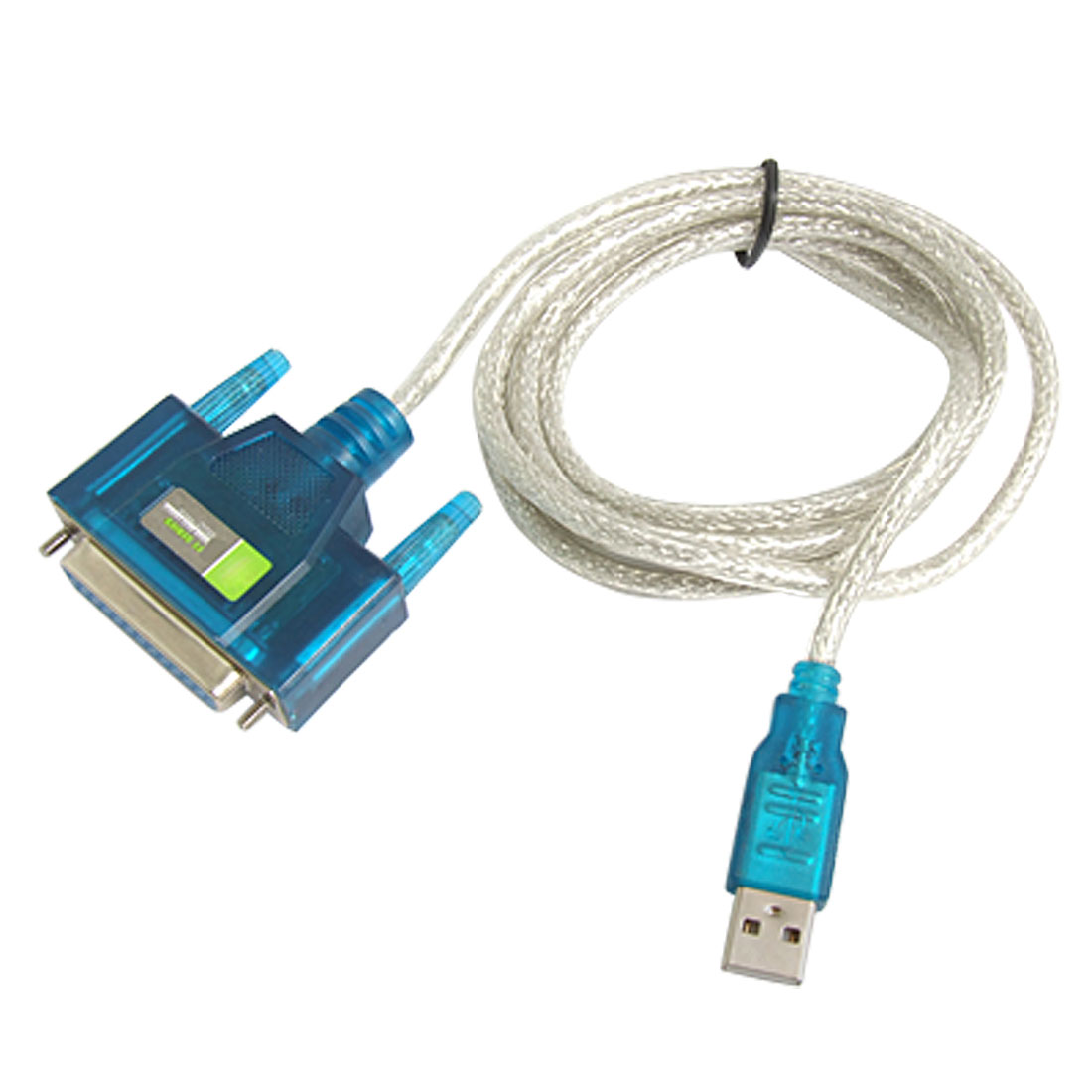 USB 2.0 to DB25 Female Parallel Converter Adapter Printer Cable