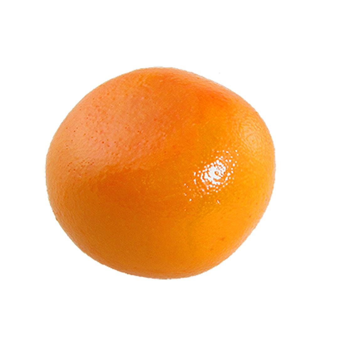 Simulation Ornament Faux Fake Mandarin Orange Fruits