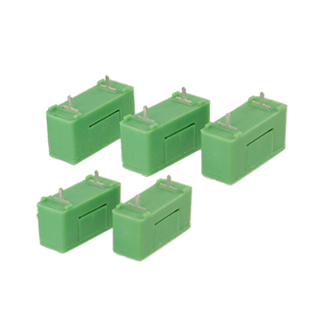 5 Pcs Inner Pin PCB Mount Holder 250V 6.3A for 5 x 20mm Fuse