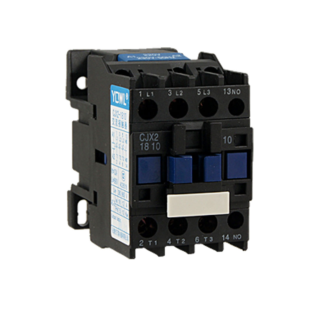 CJX2-1810 Motor Control AC Contactor 18A 3P 3 Phase 1NO Coil 220V 50Hz