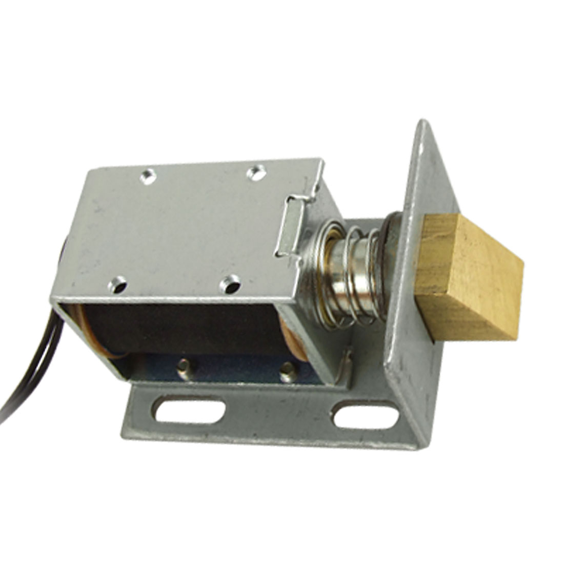 DC 12V 1.3A Open Frame Type Solenoid for Electric Door Lock