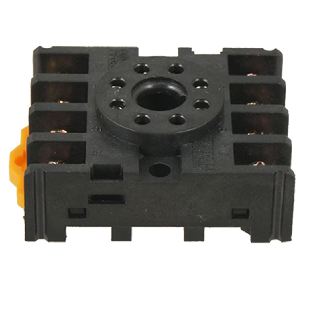 New 8 Round Pin 8-Pin PF083A Relay Base Socket