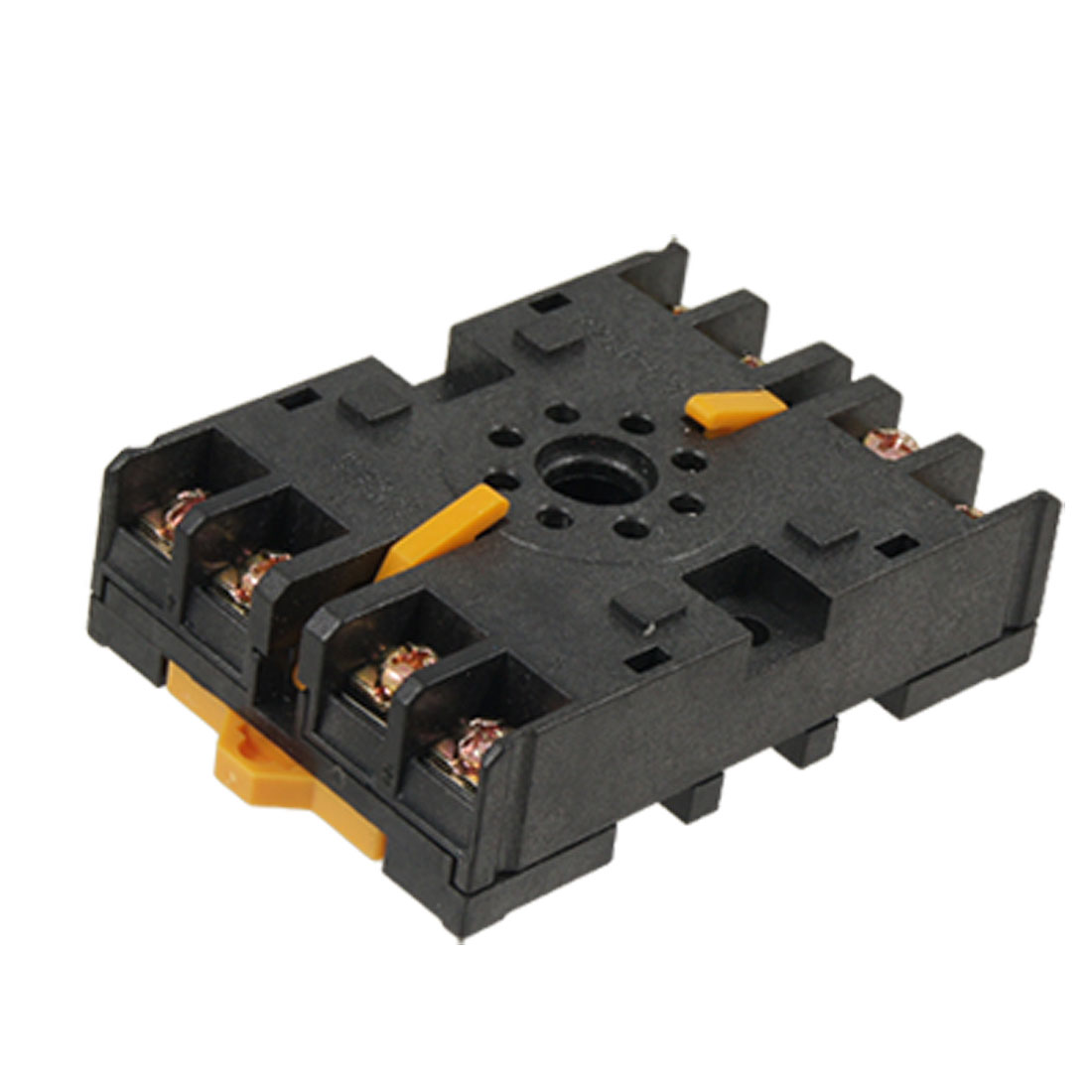 P2CF-08 AC 250V 10A 8 Pin Plug In Power Relay Socket Base