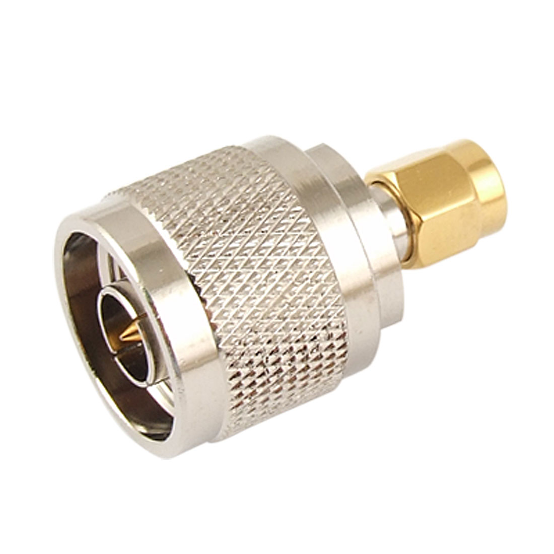 N Type male Connector to SMA Male Connector Straight RF Adapter Connector