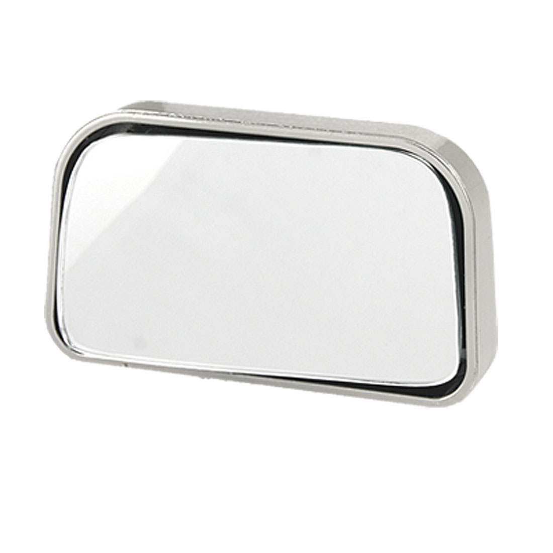 Metal Case Side Angle Adhesive Rearview Blind Spot Mirror for Auto Car