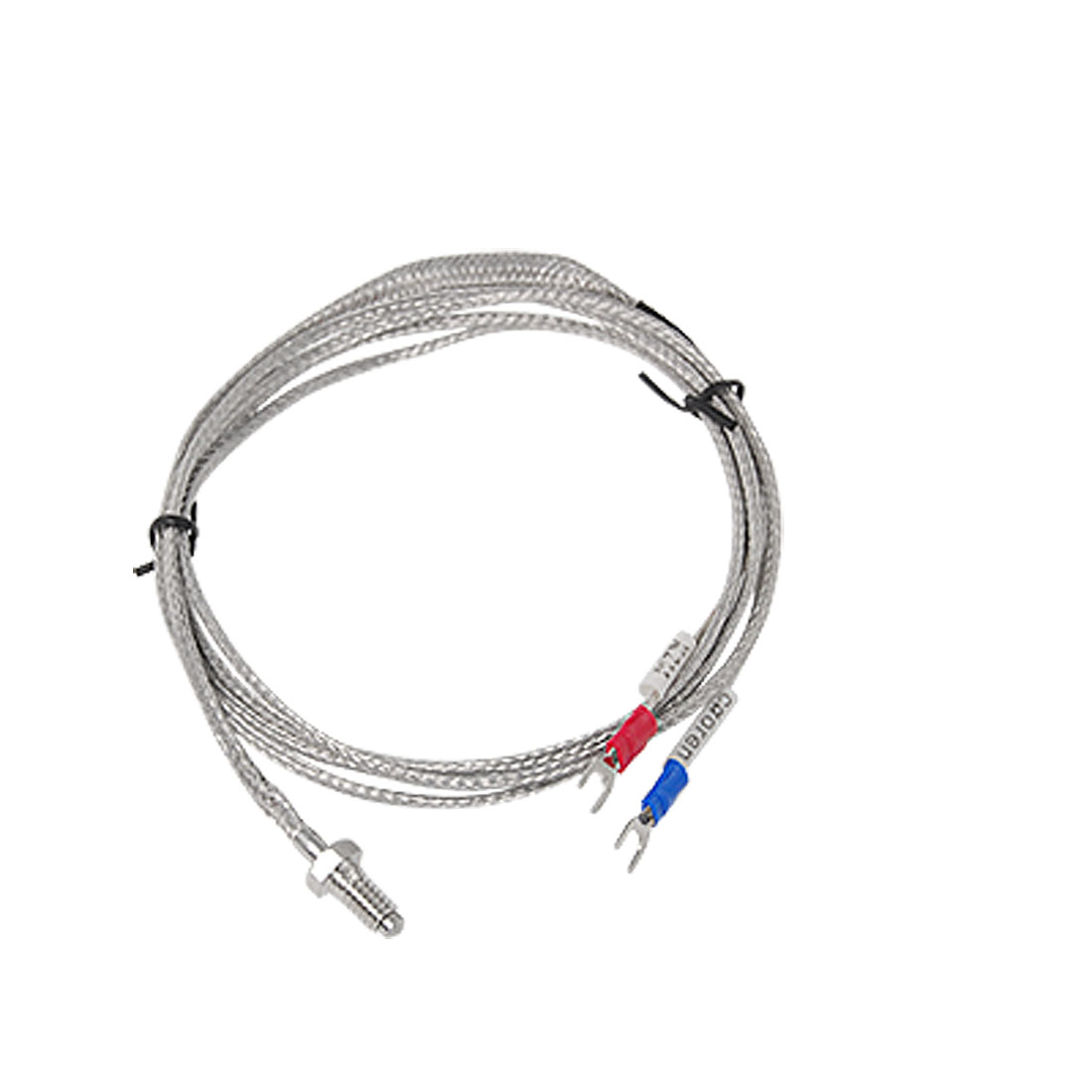 2M Wire Measuring Range 0-400 Celsius Degree Thermocouple Type K