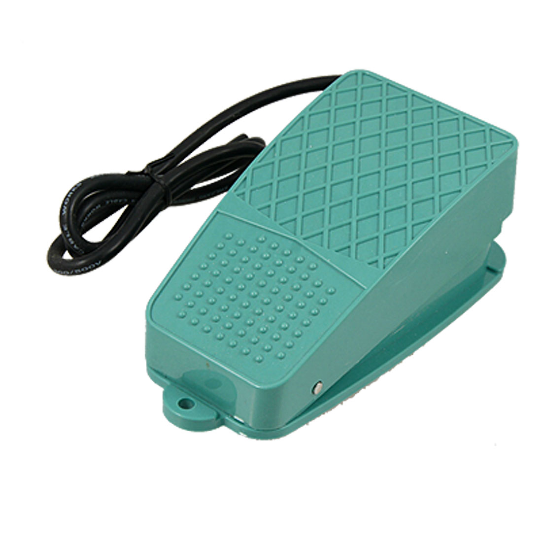 10A SPDT NO NC Metal Nonslip Momentary Power Treadle Foot Pedal Switch for CNC Industrial