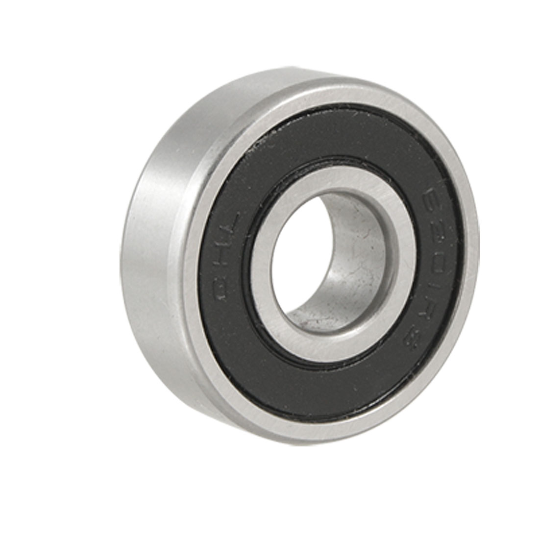 Replaceable Roller Vane Wheels 6201RS Ball Bearings