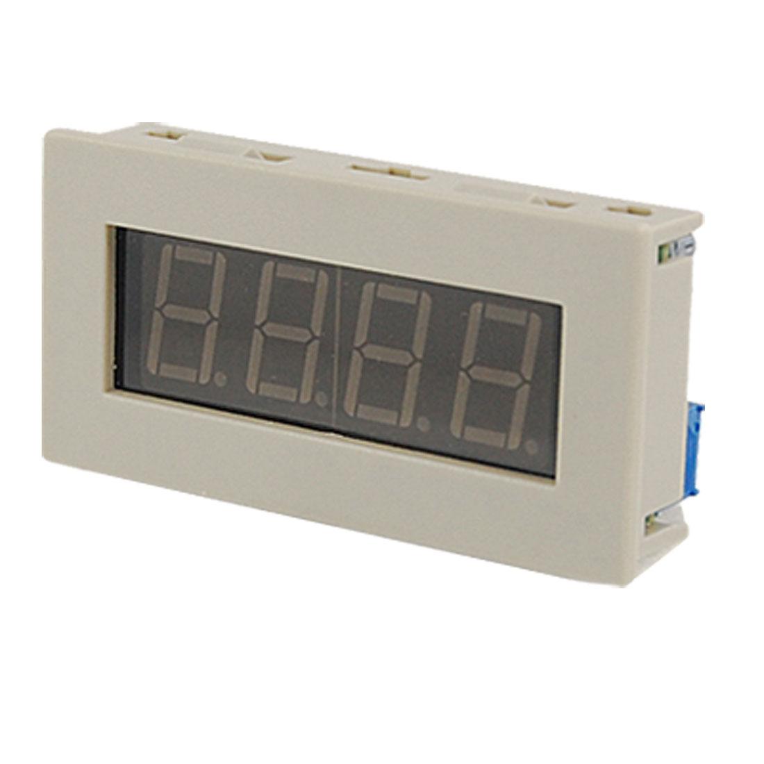 DC 0-199.9mA 3 1/2 Digital Display Amperemeter Panel