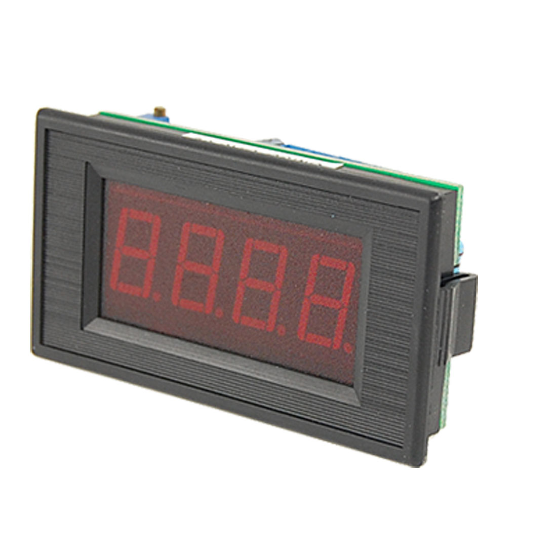 DC 0.02A 3 1/2 Digits Red LED Panel Ammeter Ampere Meter