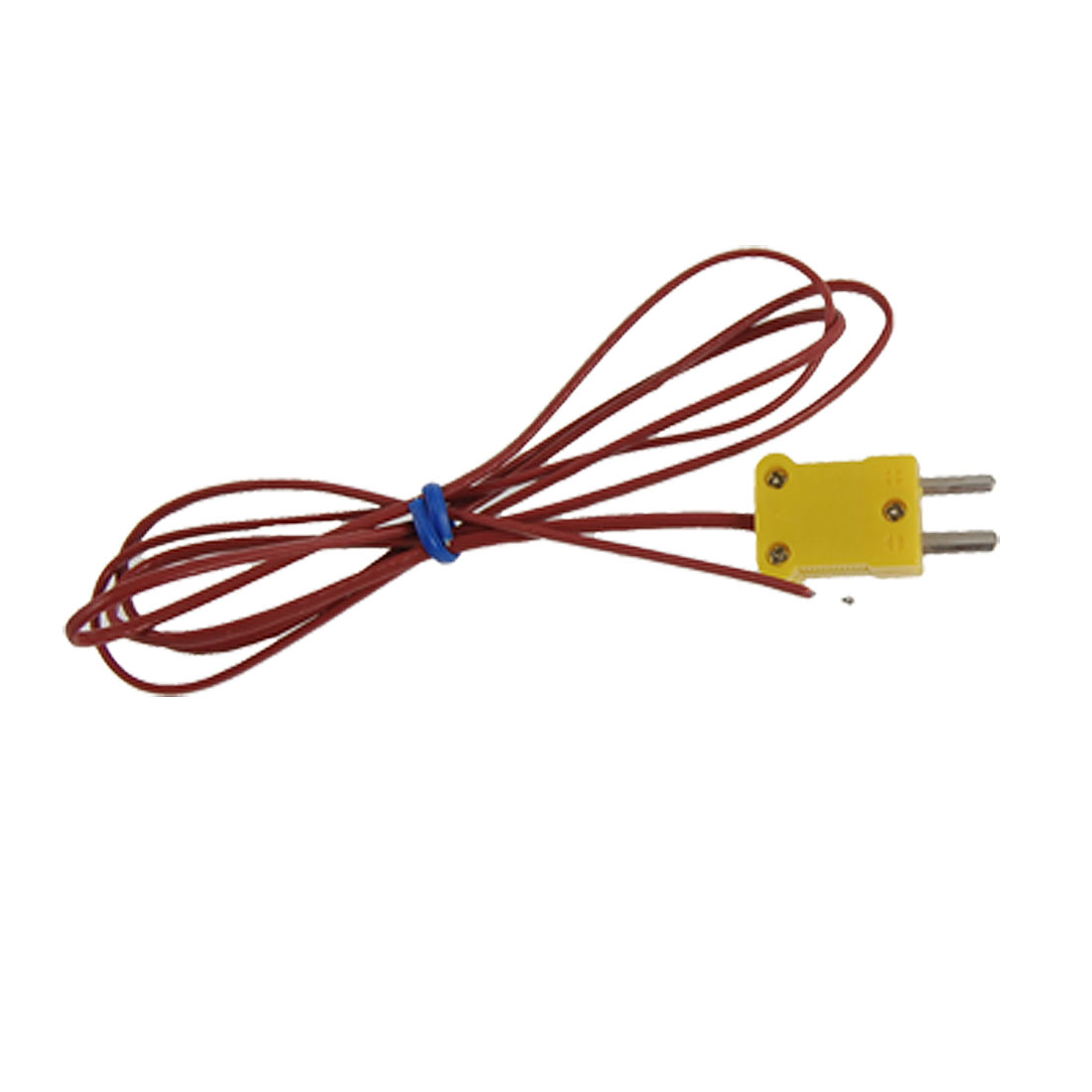 1M Type K Thermocouple Wire Lead 0-250C for Digital Thermometer