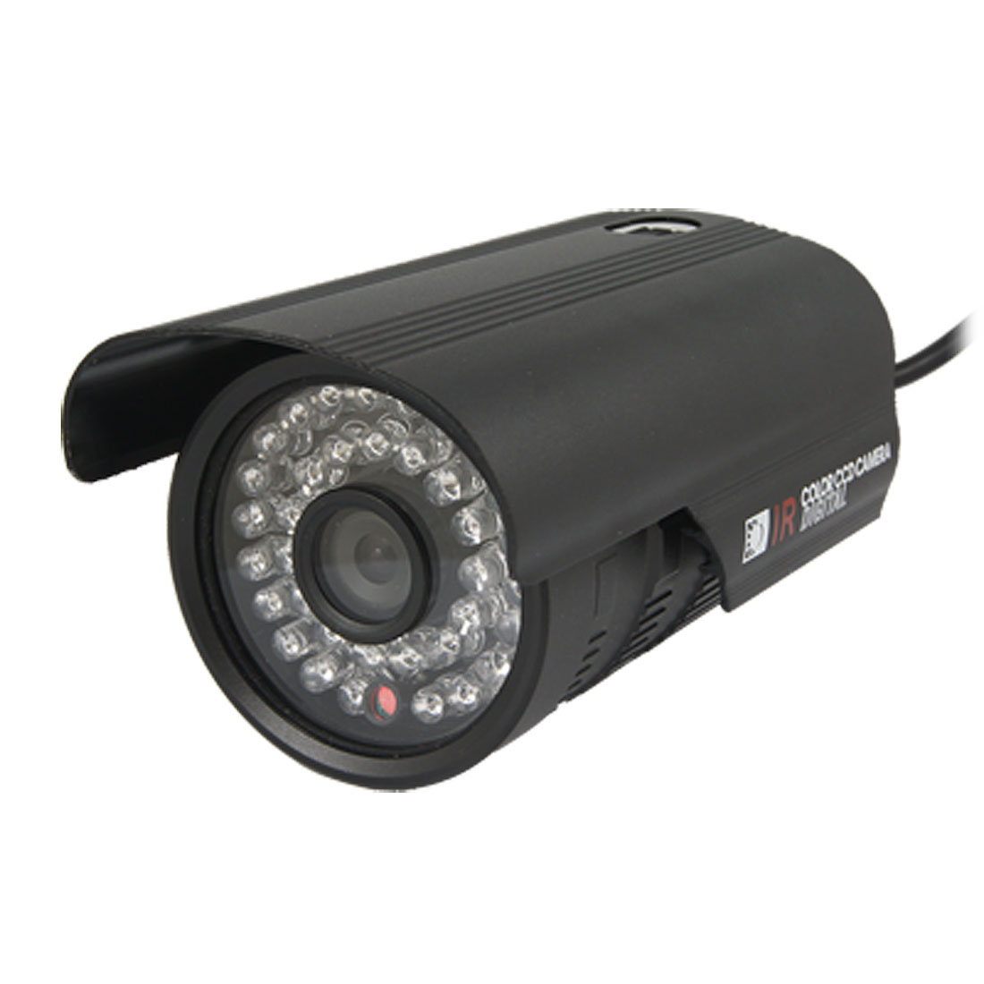 "EU Plug AC 110-240V 1/4"" Sharp CCD 36 IR LED 420TVL PAL Color Outdoor CCTV Security Camera 6mm Lens"