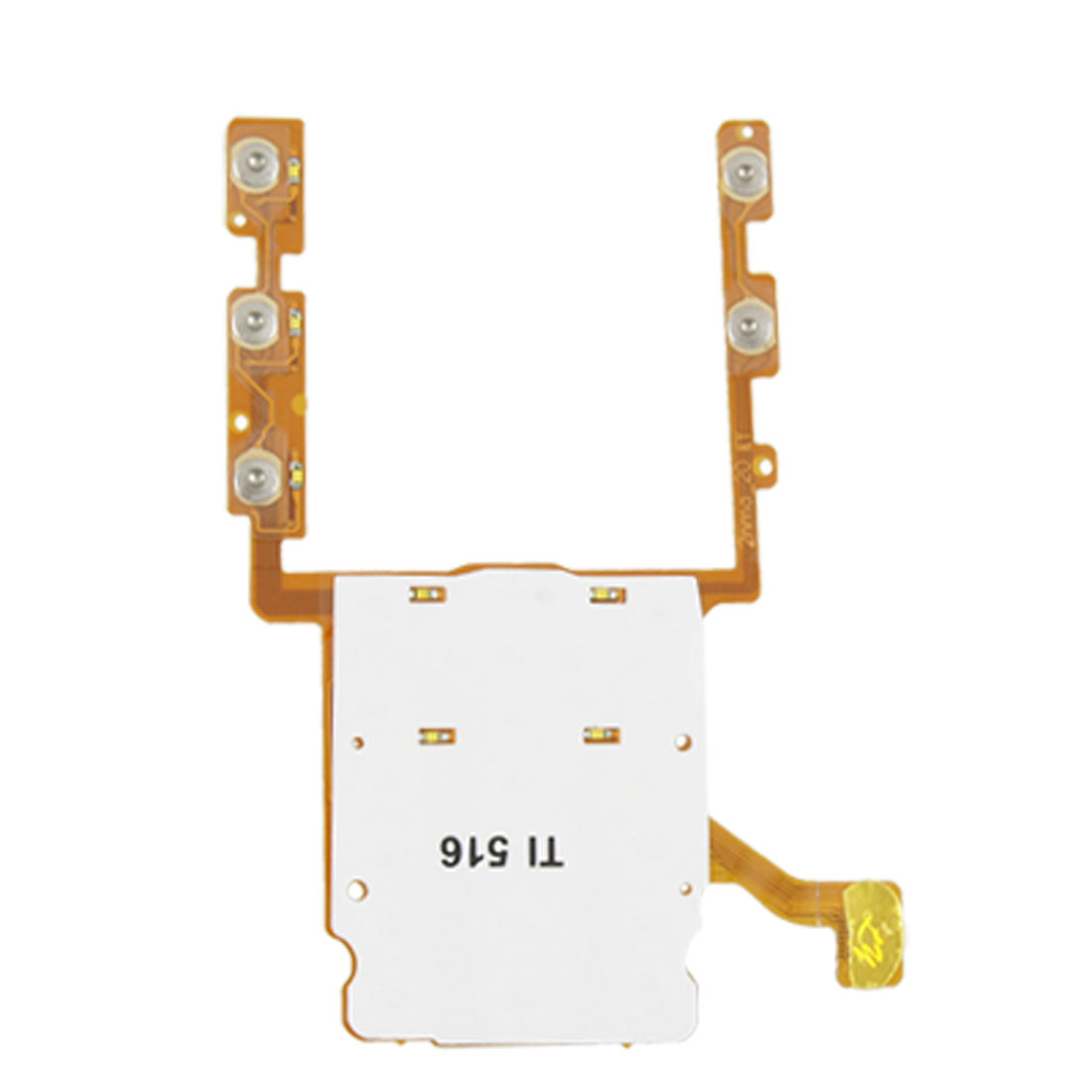 Replacement Flex Cable Membrane Keypad for Nokia 5220