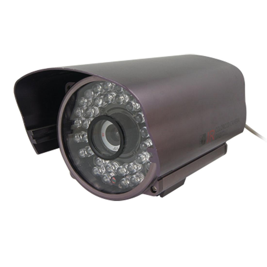 """420TVL 36LEDs 8mm Lens 1/3"""" Auto IR Sensor CCD Security CCTV Camera"""