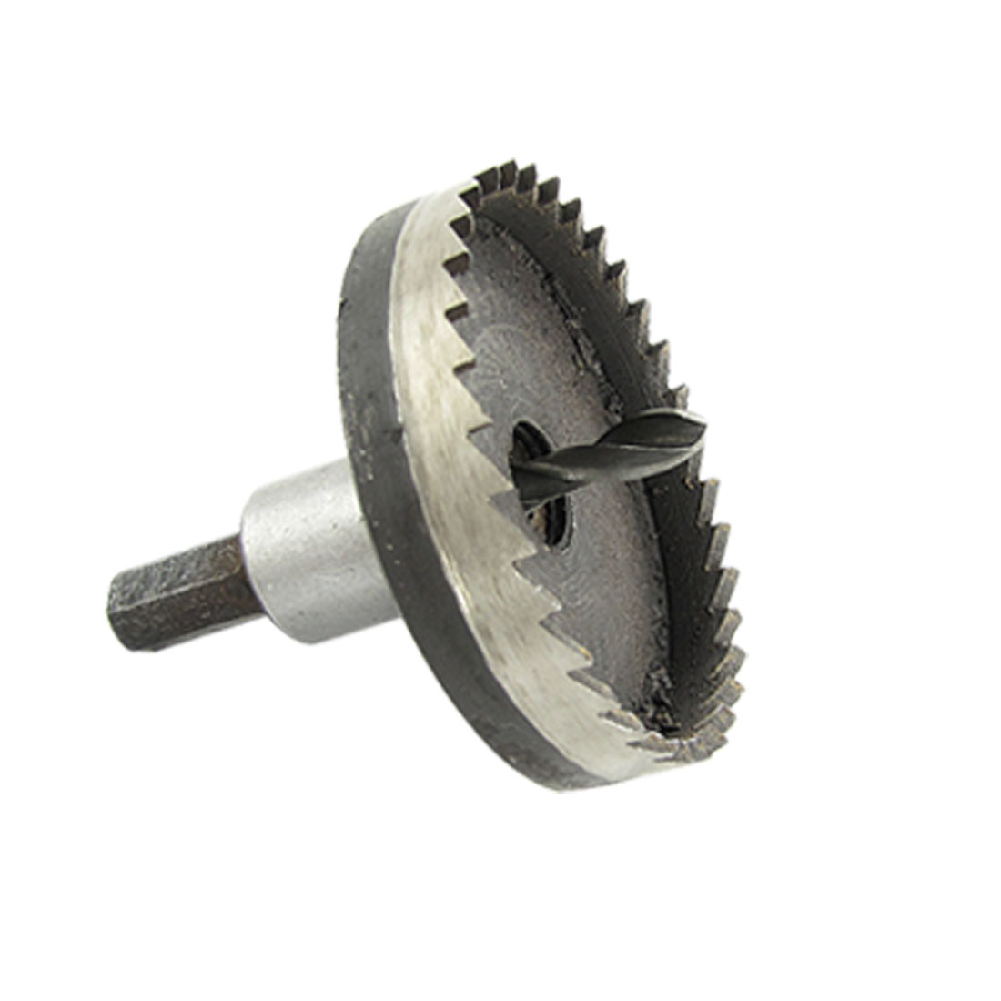 6mm Pilot Drill Diameter 60mm HSS Metal Drilling Hole Saw