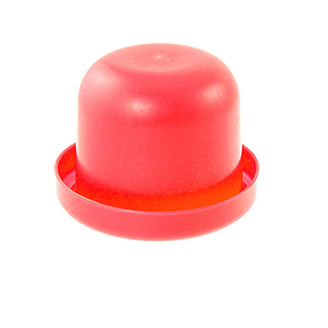 KTV Pub Casino Games Tool Red Plastic Dice Shaker Cup