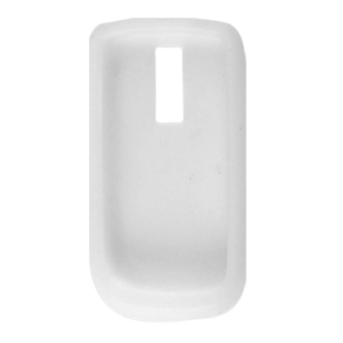 Protective Silicone White Skin Cover for HTC Magic G2