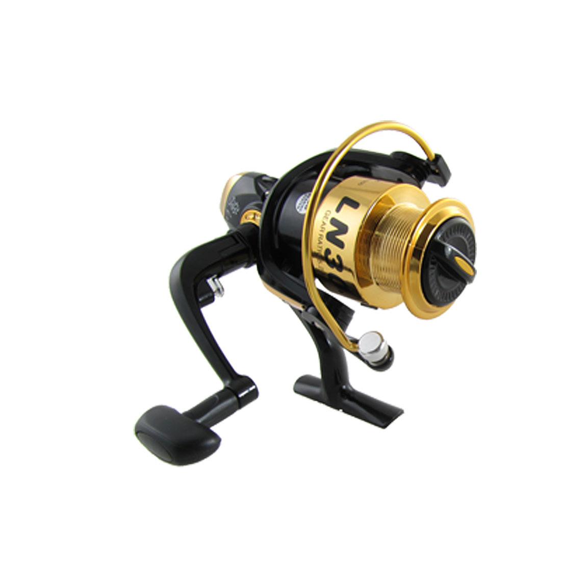 Fishing 3 Ball Bearings Spinning Reel Roller Gear Ratio 5.2:1