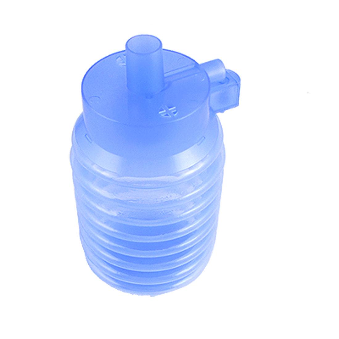 Outdoor Indoor Blue Plastic Drinking Water Press Pump