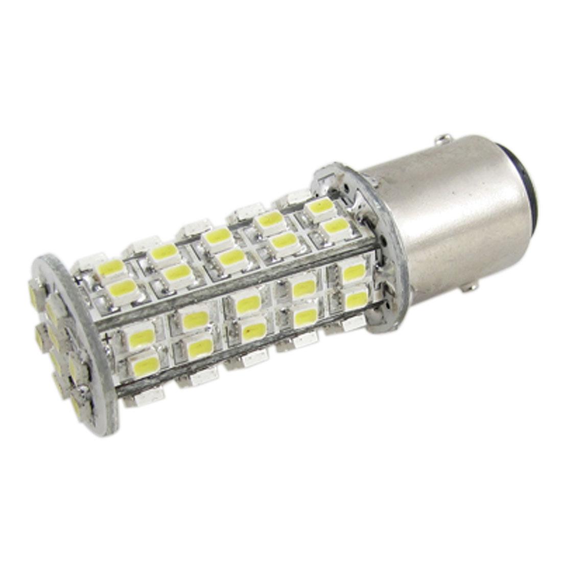 1157 BAY15D 68 SMD White Tail Brake Turn LED Car Light Lamp Bulb