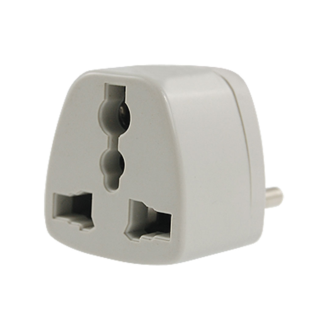 AU US UK Socket to EU Travel Converter AC Power Plug Adapter