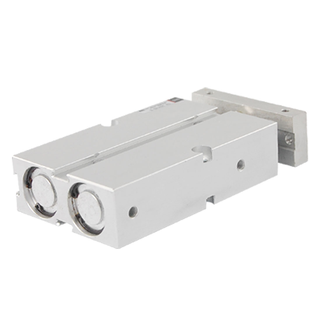 0.7Mpa 20 x 40 Double Action Twin Rod Pneumatic Cylinder