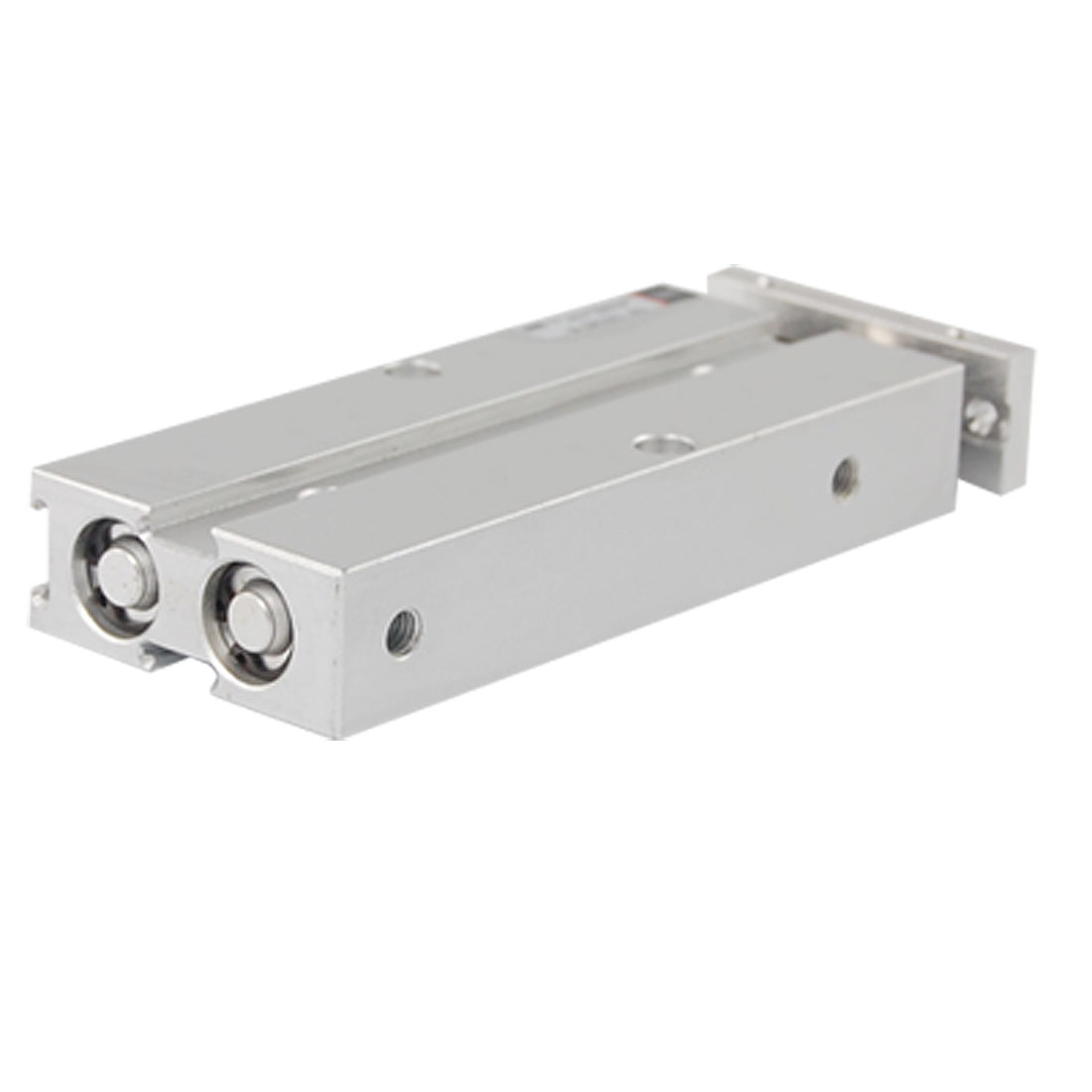 Double Shaft Twin Rod 10 x 45 Pneumatic Air Cylinder