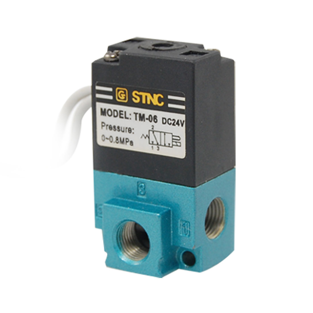 Three Way Two Position Pneumatic High Frequency Valve TM-06