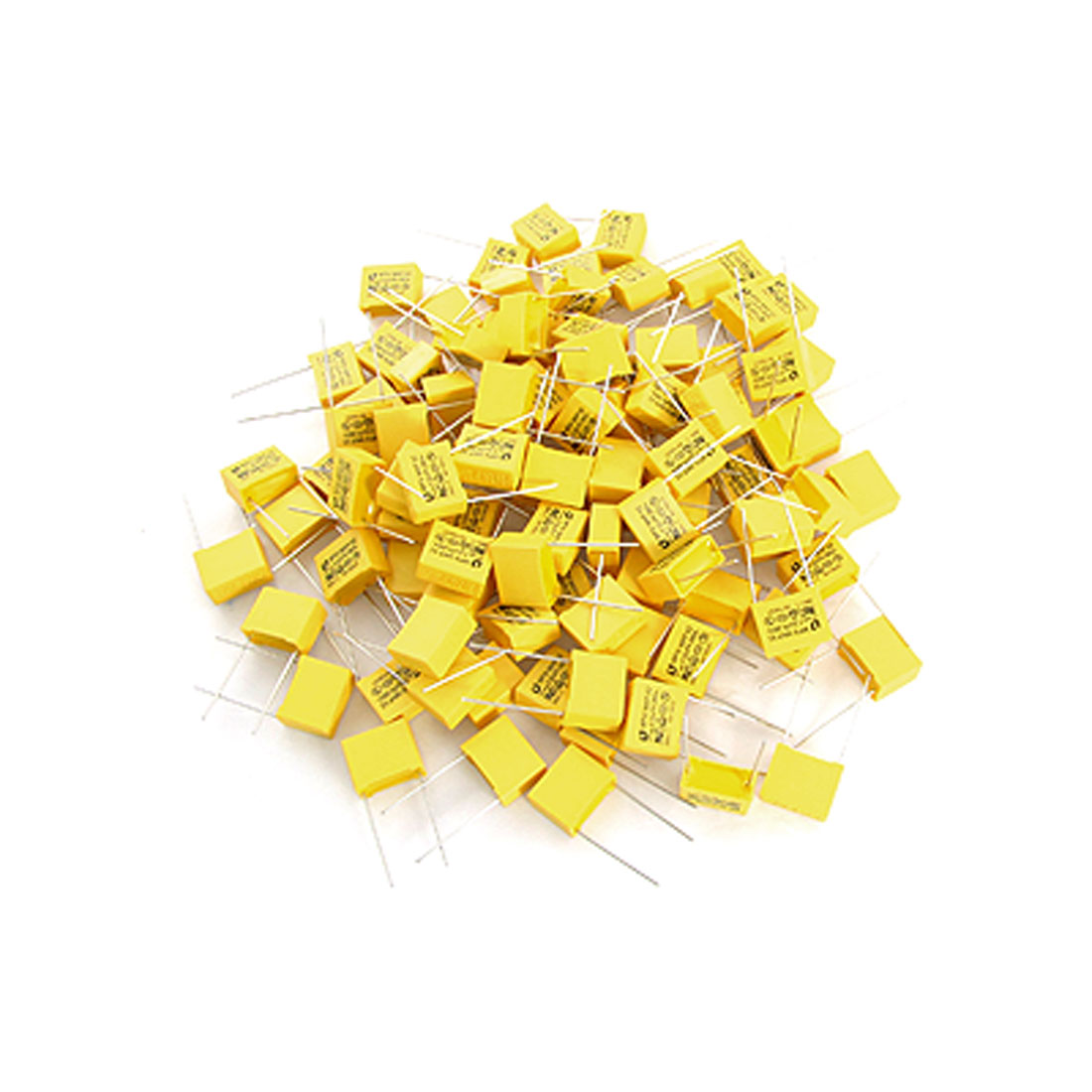 100pcs 0.33uF 334K 275V Polypropylene Film Safety Capacitor