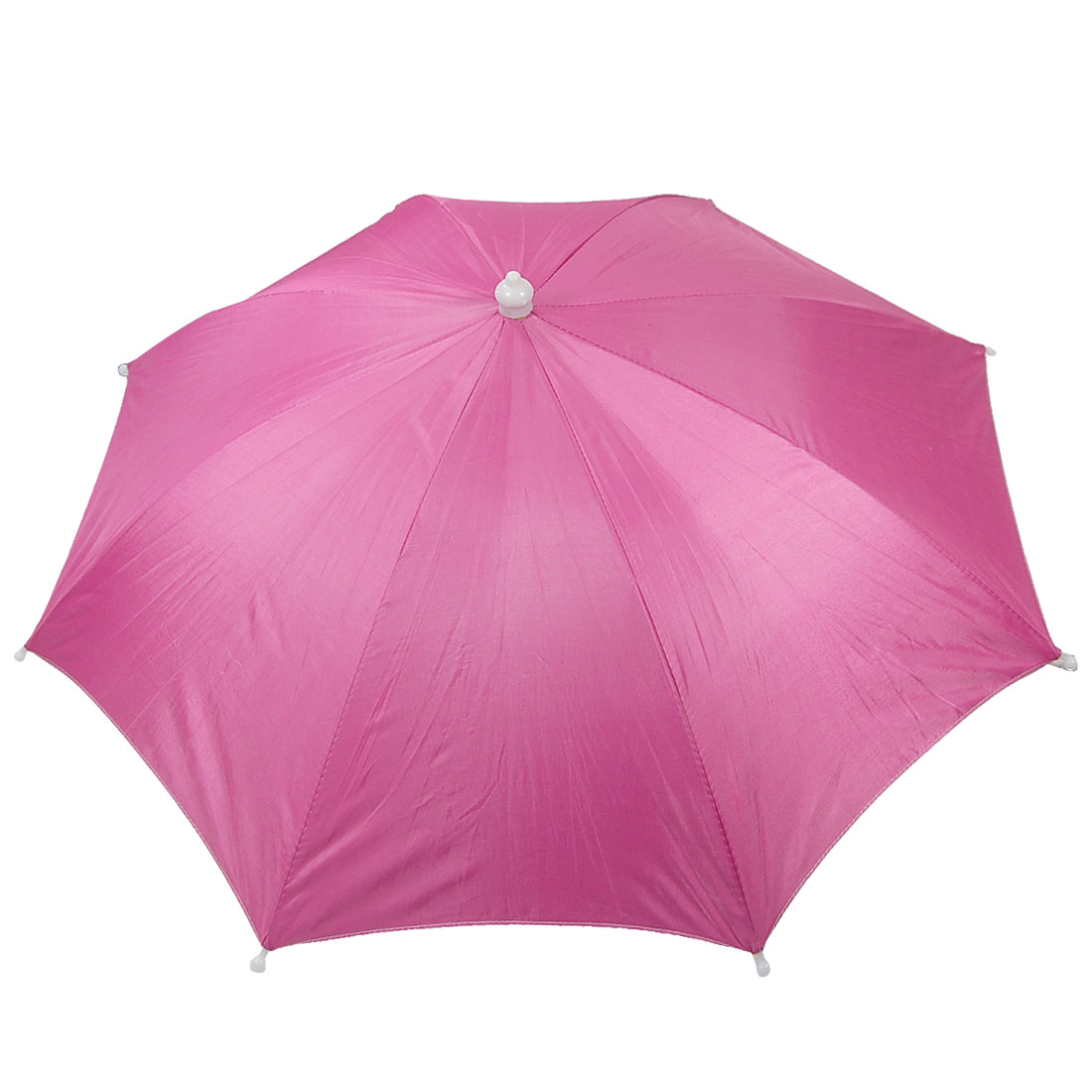 Fishing Golf Beach Sun Shade Umbrella Hat Headwear Fuchsia