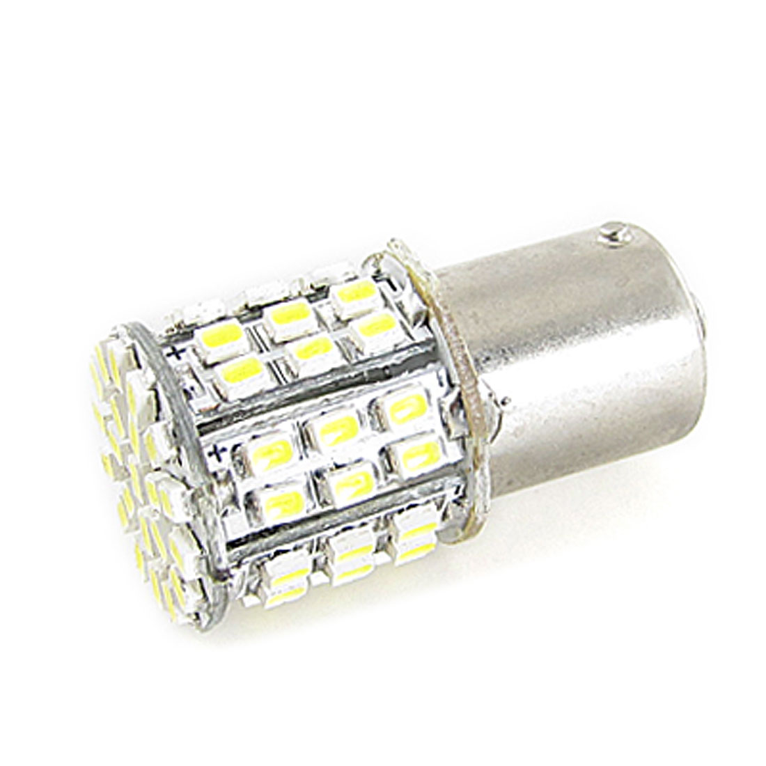 Car Vehicle BA15S 1156 White 64 SMD LED Turn Signal Light Lamp Bulb