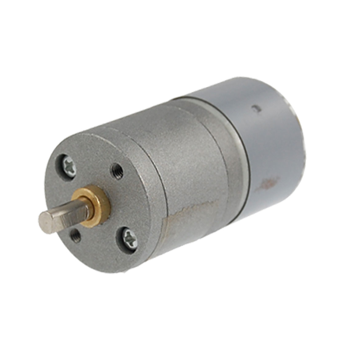 30RPM DC 6V 0.1A 25mm Diameter Gear Box Speed Reducer Motor