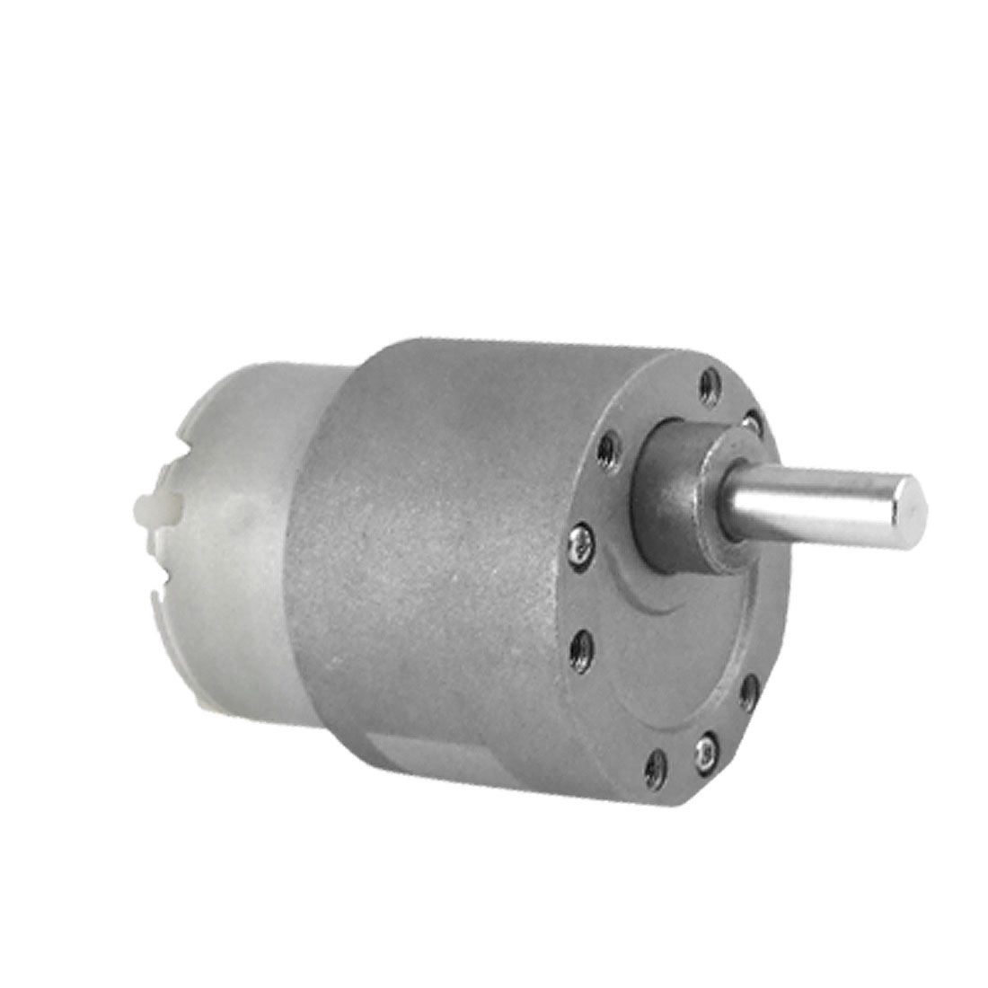 3.7cm Gearbox 15RPM DC 12V 0.5A Speed Reducing Geared Motor