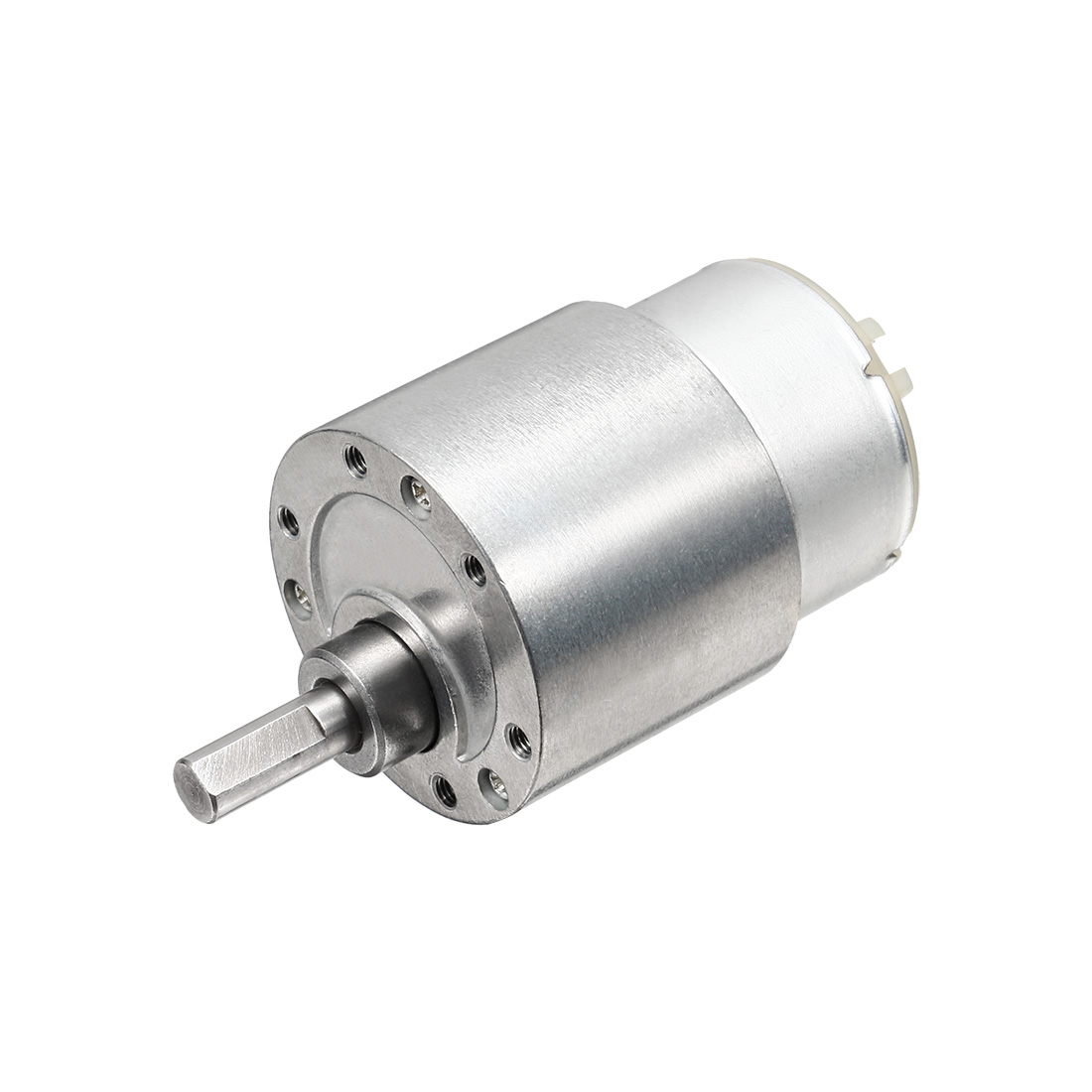 37mm Diameter 30RPM 12V 0.4A Round DC Speed Reduce Geared Motor