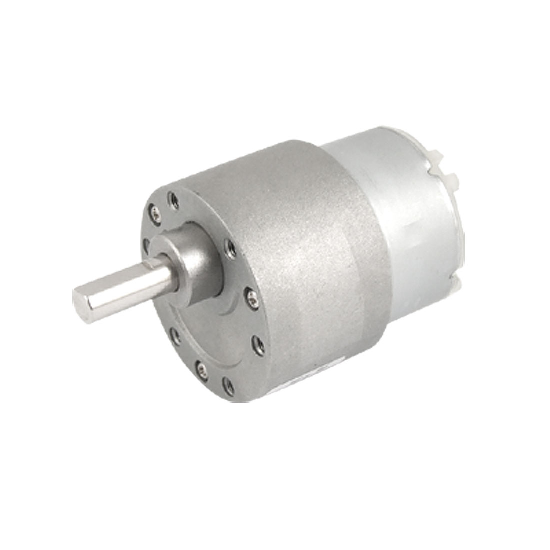 120RPM Output Speed 37mm Diameter 12V 0.5A DC Geared Motor