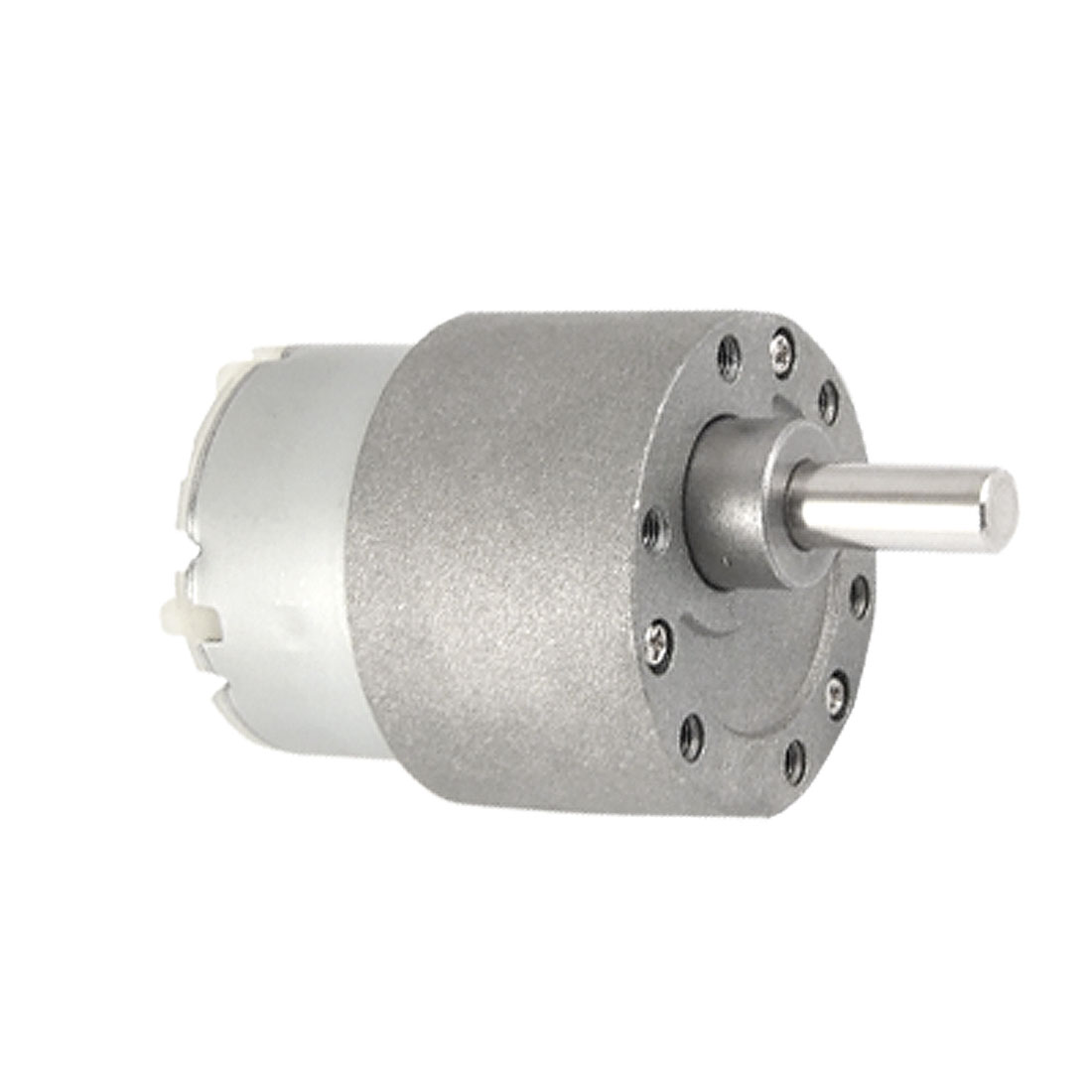 30RPM 37mm Diameter DC 6V 0.15A Speed Reducing Geared Motor